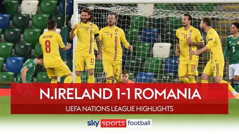 Northern Ireland v Romania