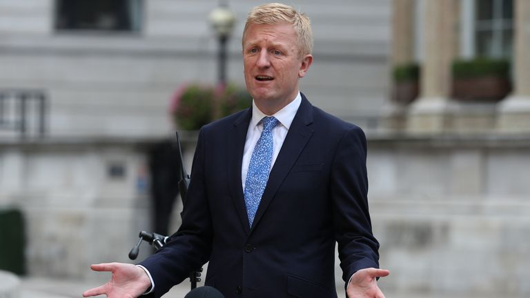 Digital, Culture, Media and Sport Secretary Oliver Dowden will lead talks with those in control of the national game