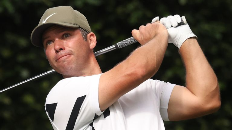 Paul Casey is looking to make a fifth Ryder Cup appearance in 2021