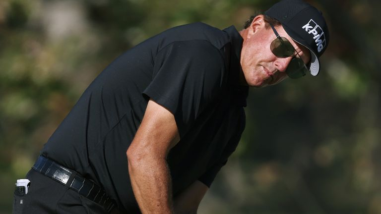 Phil Mickelson will play at The Masters next week, where he is a three-time winner