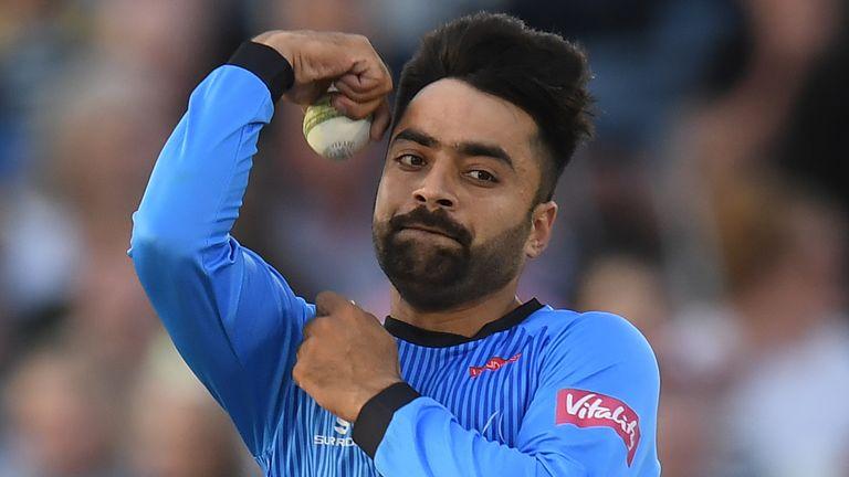 Rashid Khan returns to Sussex for 2021 Vitality Blast | Cricket News | Sky Sports