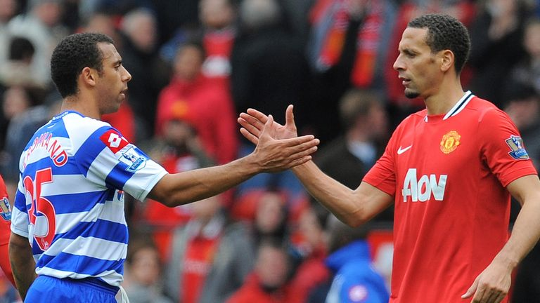 Rio Ferdinand has spoken about the racist abuse his younger brother Anton experienced during the John Terry case.