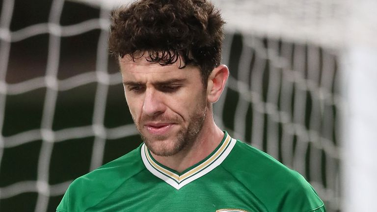Robbie Brady Republic of Ireland