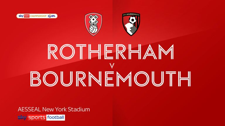 rotherham v bournemouth badge