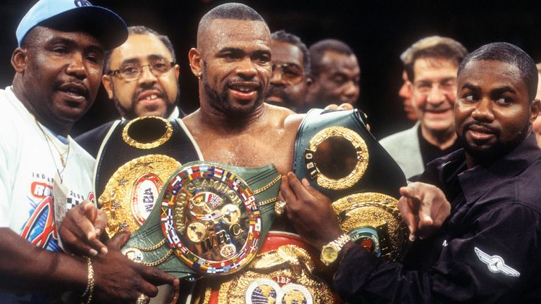 Roy Jones Jnr was one of the world's pound-for-pound best fighters