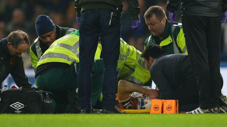 Ryan Mason head injury vs Chelsea