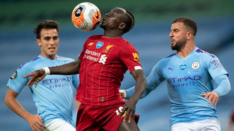 Manchester City vs Liverpool preview, team news, kick-off | Football News |  Sky Sports