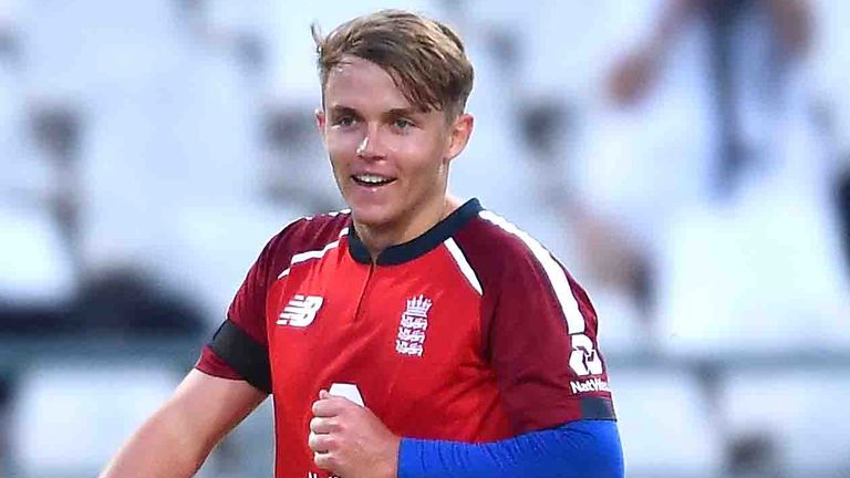 England all-rounder Sam Curran picked up three wickets in the first T20I against South Africa off the back of an impressive IPL season