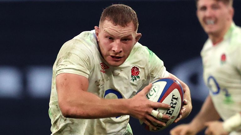 England's fantastic flanker Sam Underhill makes our XV this week. Find out who joins him below...
