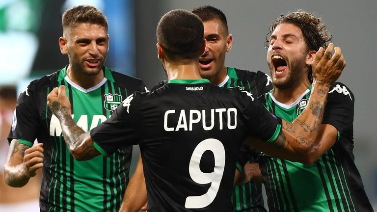 Sassuolo in the Serie A title race: How Roberto De Zerbi shook Italian football | Football News