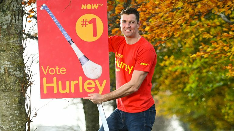 Callanan was speaking at the launch of NOW TV's Hurl v Hurley campaign which will see the nation vote on what is the definitive term for a hurler's most prized possession