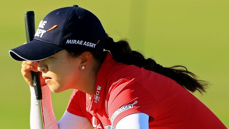 Sei Young Kim is an 11-time winner on the LPGA Tour