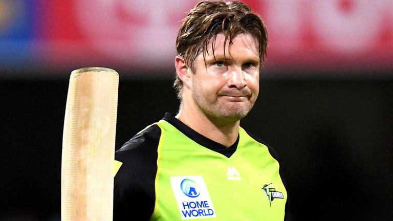 Shane Watson became a limited-overs specialist during the latter stages of his career