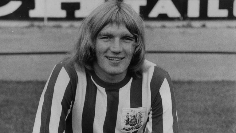 SHEFF UTD - Tony Currie