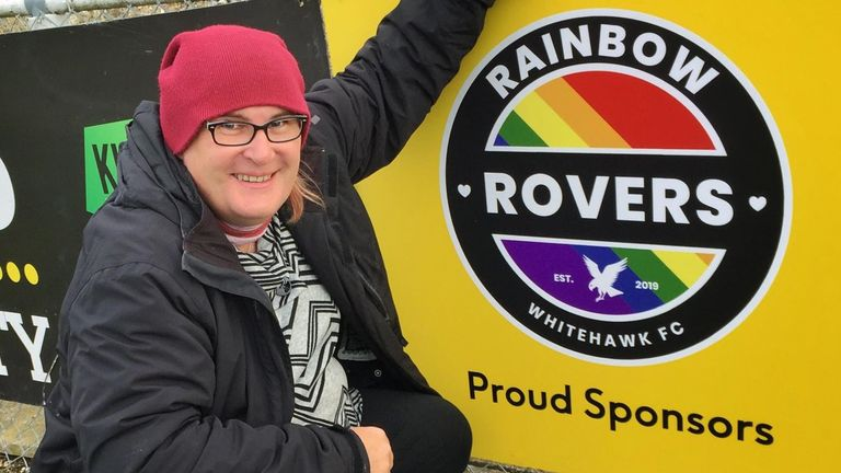 Sophie Cook, Rainbow Rovers