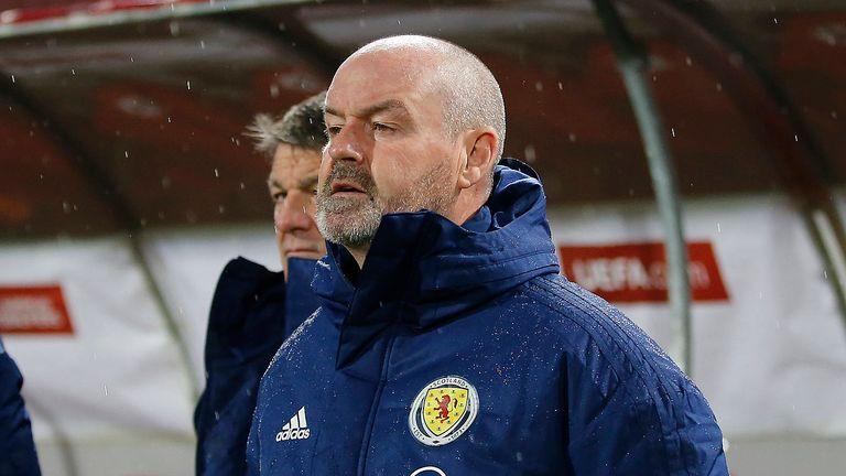 Scotland are unbeaten in their last nine games under Steve Clarke