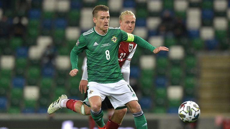 Northern Ireland captain Steven Davis is hopeful his teammates hold their nerve against Slovakia