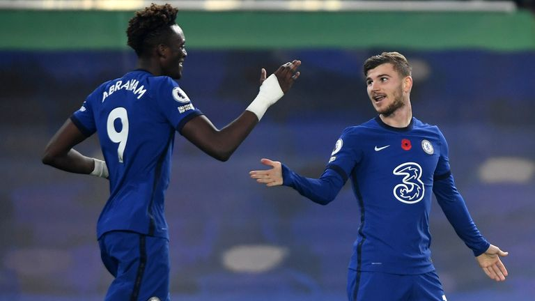 Tammy Abraham, Olivier Giroud or Timo Werner - who should be Chelsea's  central striker? | Football News | Sky Sports