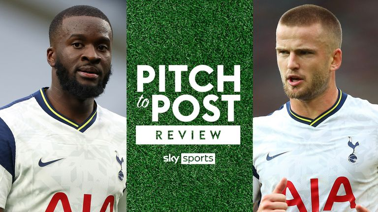 Ndombele Dier Pitch to Post SPurs Tottenham