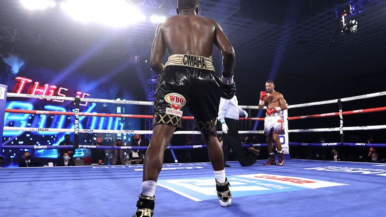 Crawford is known as one of the world's pound-for-pound greats