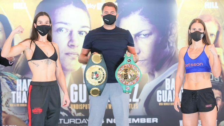 Terri Harper defends her WBC super-featherweight belt this weekend