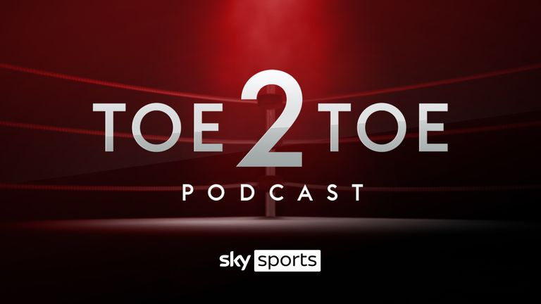 Toe 2 Toe Podcast