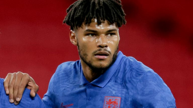 Tyrone Mings, England and Aston Villa defender