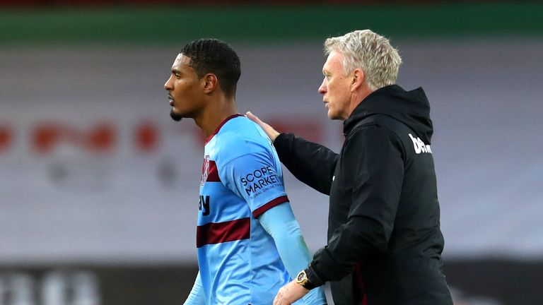 David Moyes kept faith with Sebastien Haller and was rewarded as the striker fired in the winner at Bramall Lane