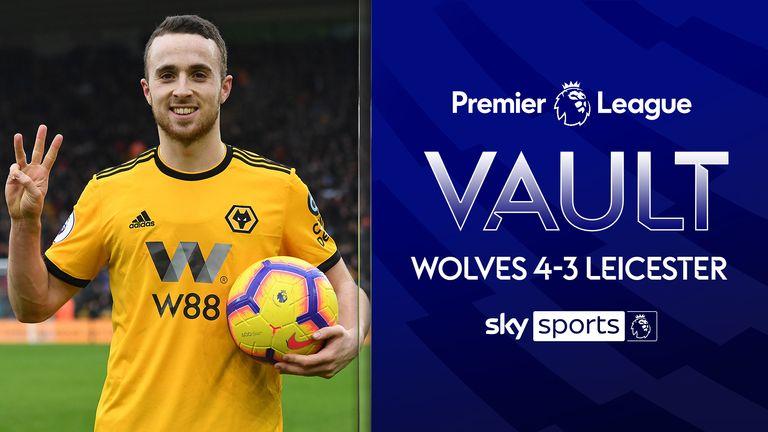 Wolves v Leicester 2019