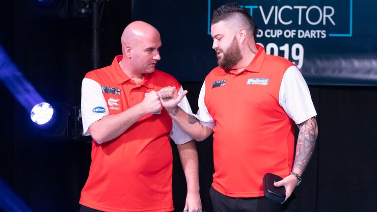 World Cup of Darts 2020: England, Netherlands, Wales and ...