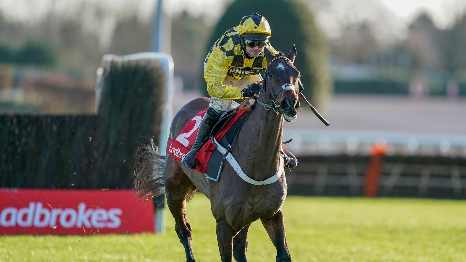 Doncaster pencilled in as next step for Shishkin