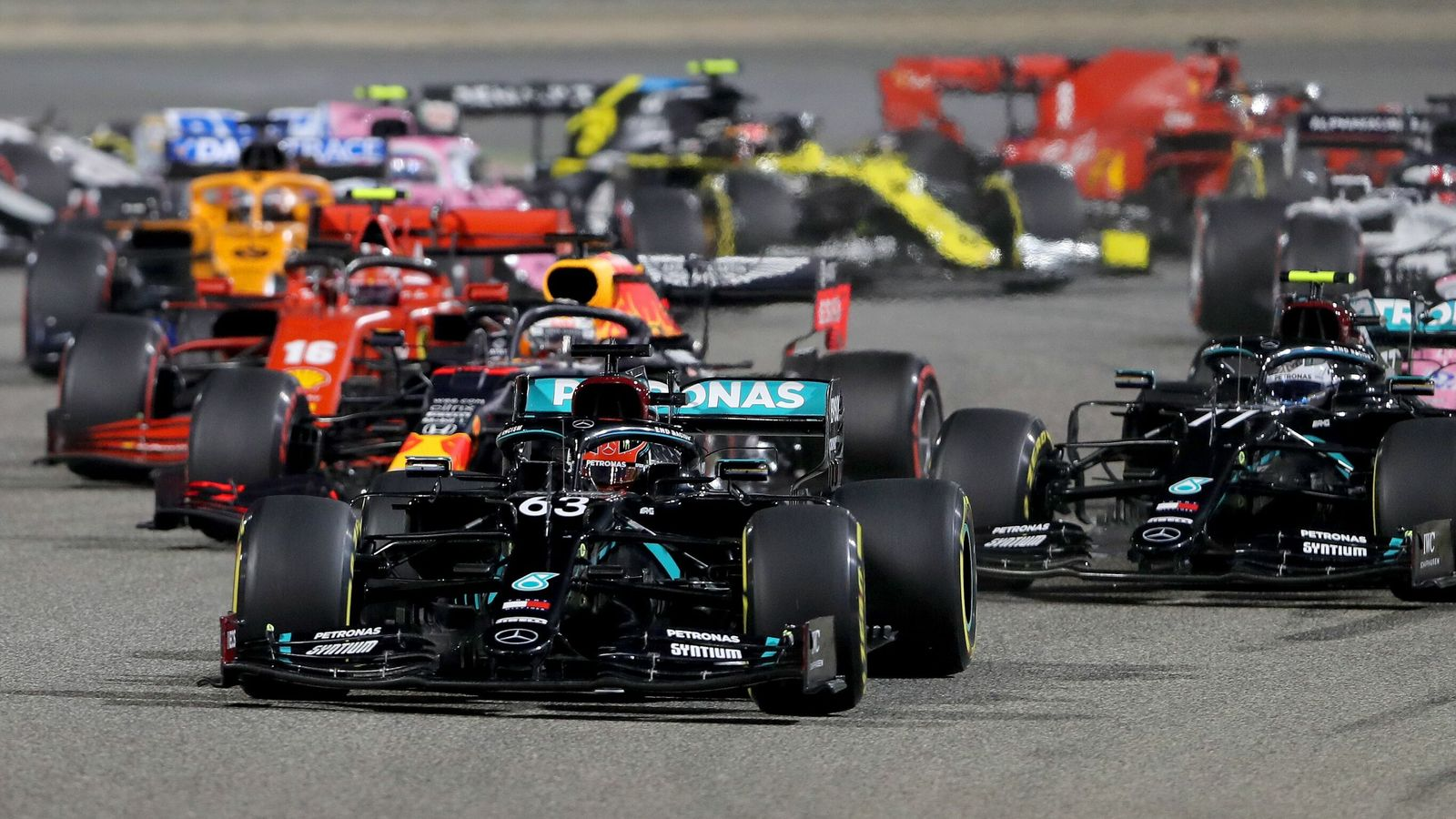 F1 Kalendar