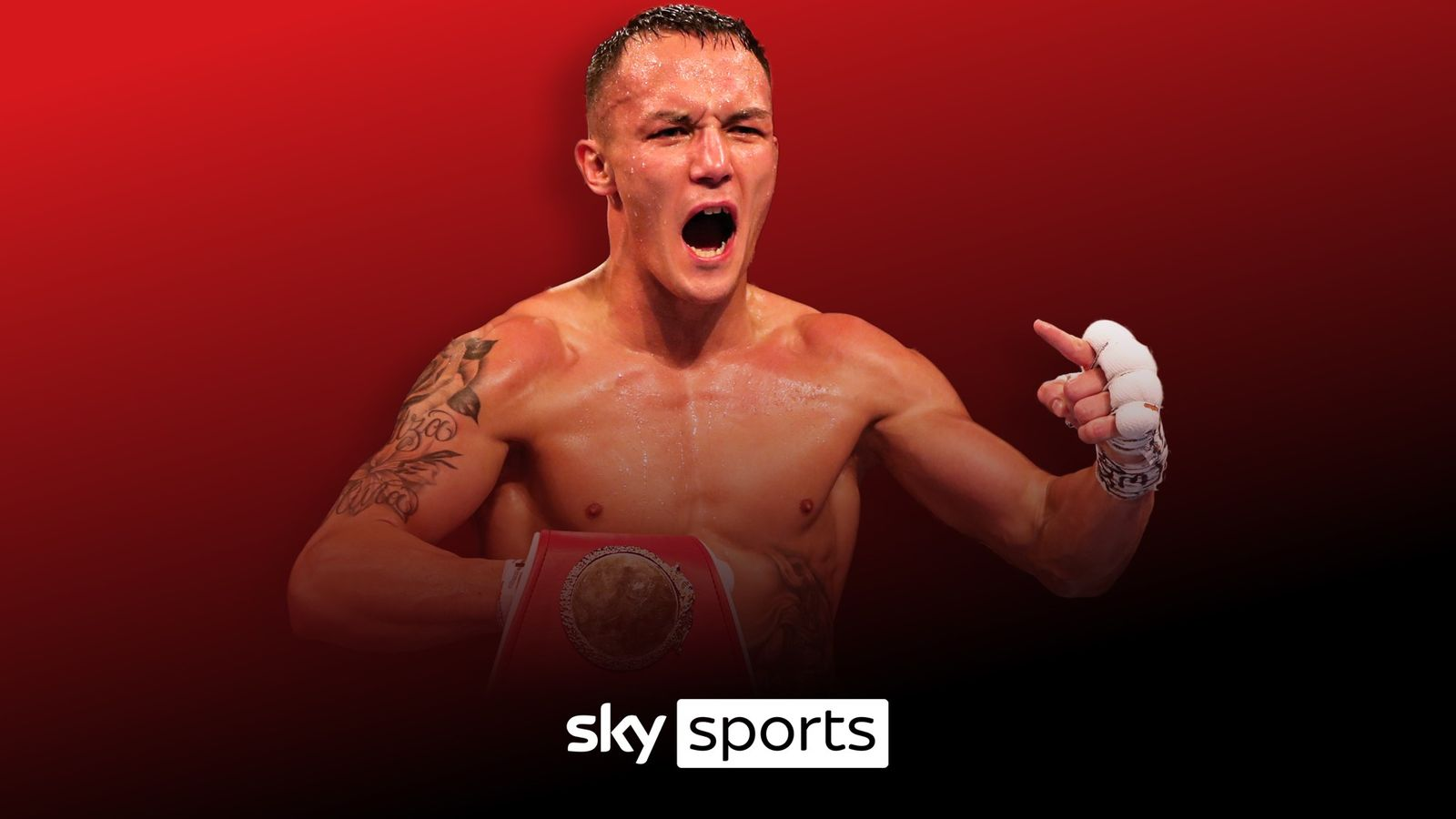 Josh Warrington's weigh-in will be streamed live ahead of Saturday's fight with Mauricio Lara