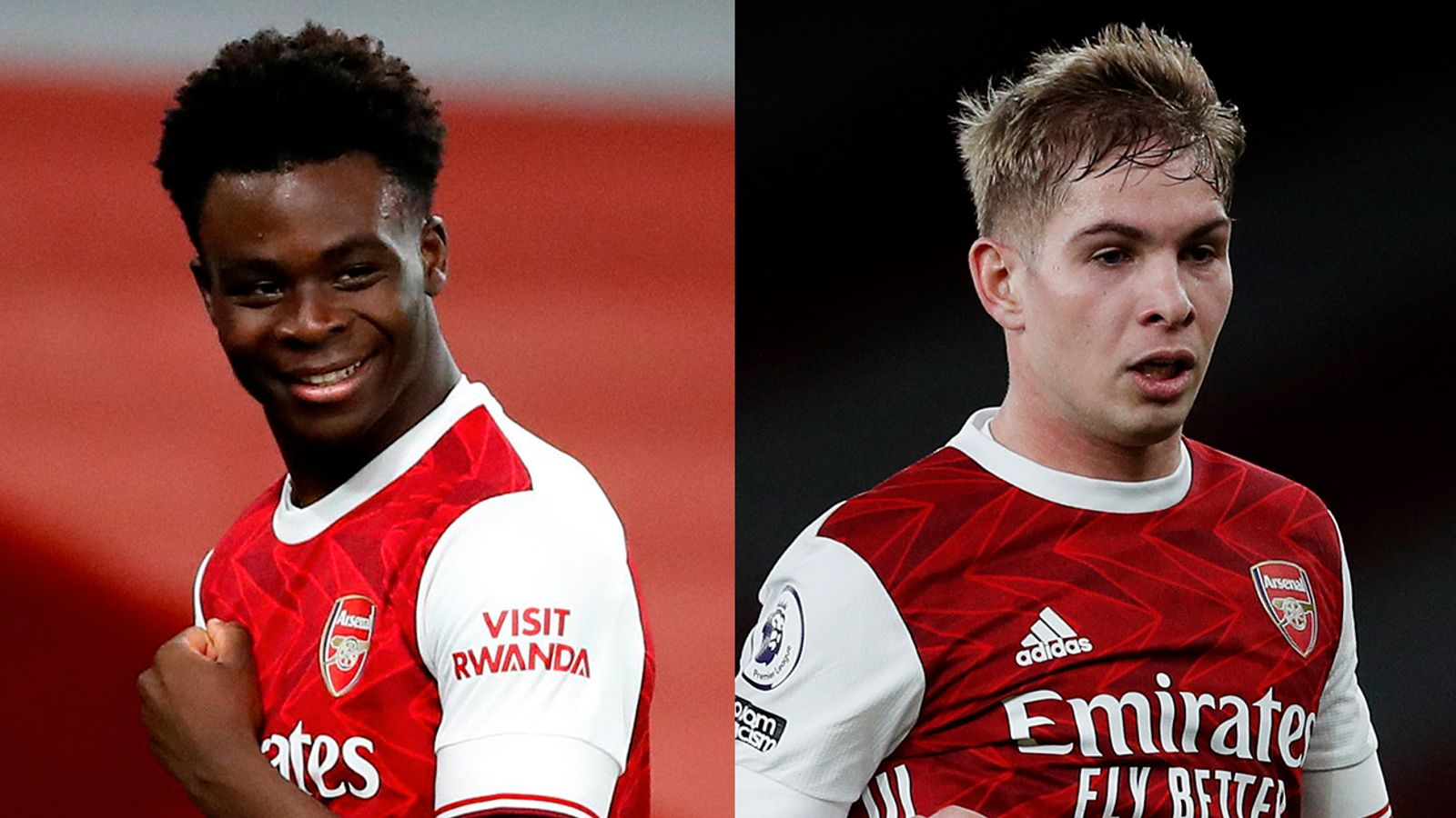 Bukayo Saka Gabriel Martinelli And Emile Smith Rowe Transform Arsenal In Boxing Day Win Over Chelsea Football News Sky Sports