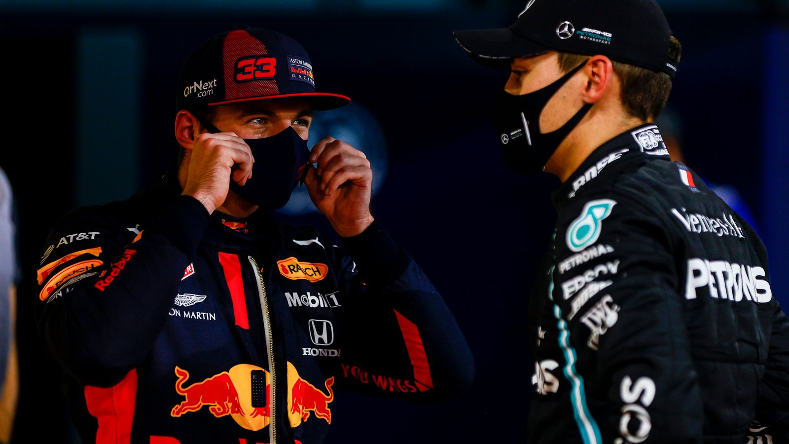 Abu Dhabi GP: When is the race live on Sky Sports F1 and what's still to play for?
