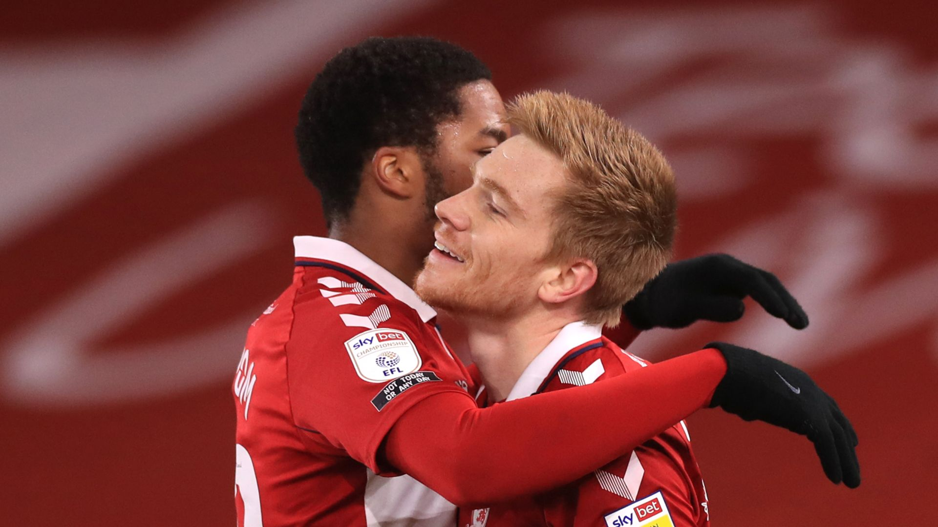 Watmore strikes twice as Boro ease past Millwall