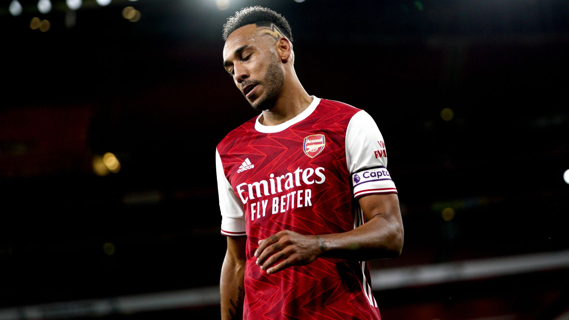 Is Aubameyang drop a symptom of Arsenal form?