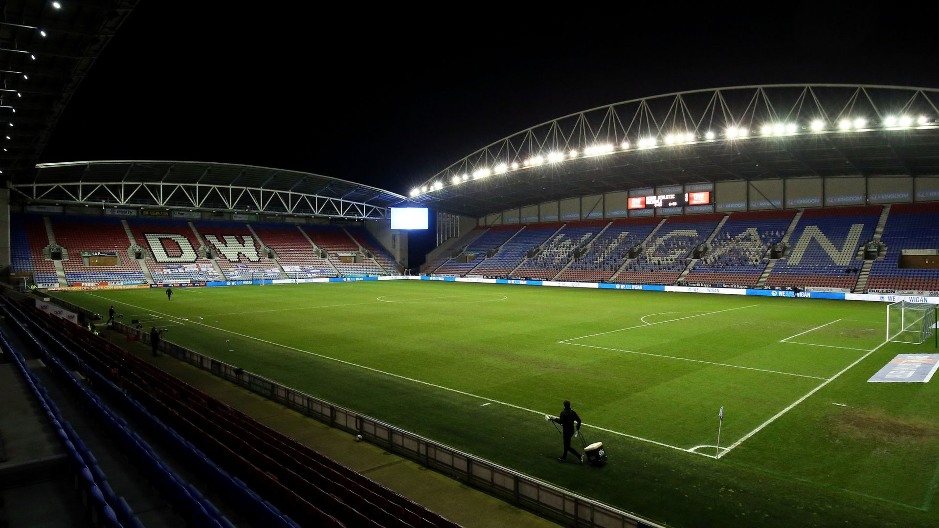 Spanish group moving closer to Wigan Athletic takeover