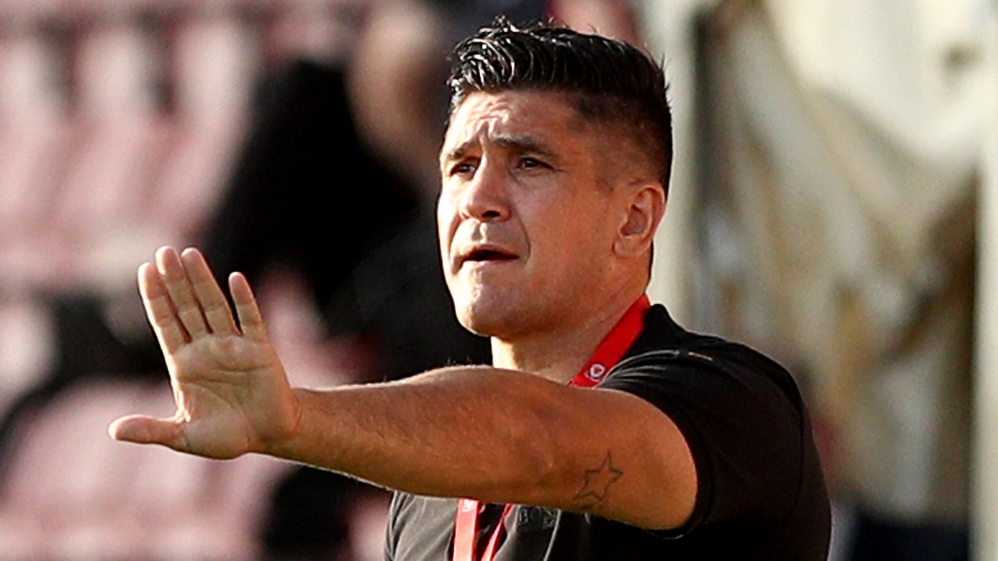 Xisco Munoz: Watford appoint Spaniard as new head coach following sacking of Vladimir Ivic | Football News | Sky Sports