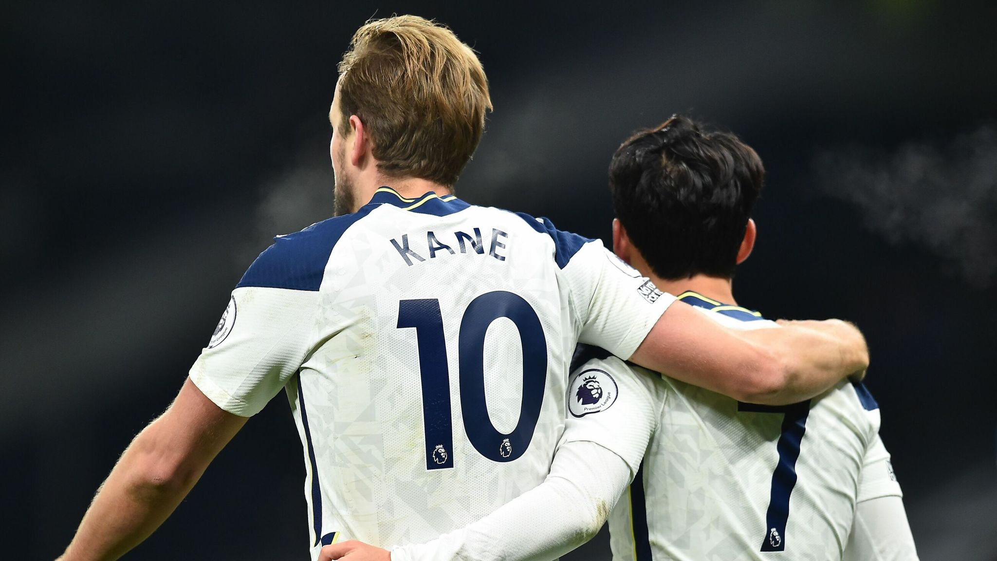 Harry Kane And Heung Min Son At Tottenham The Stats Behind The Story Of The Premier Leagues Best Double Act Football News Sky Sports