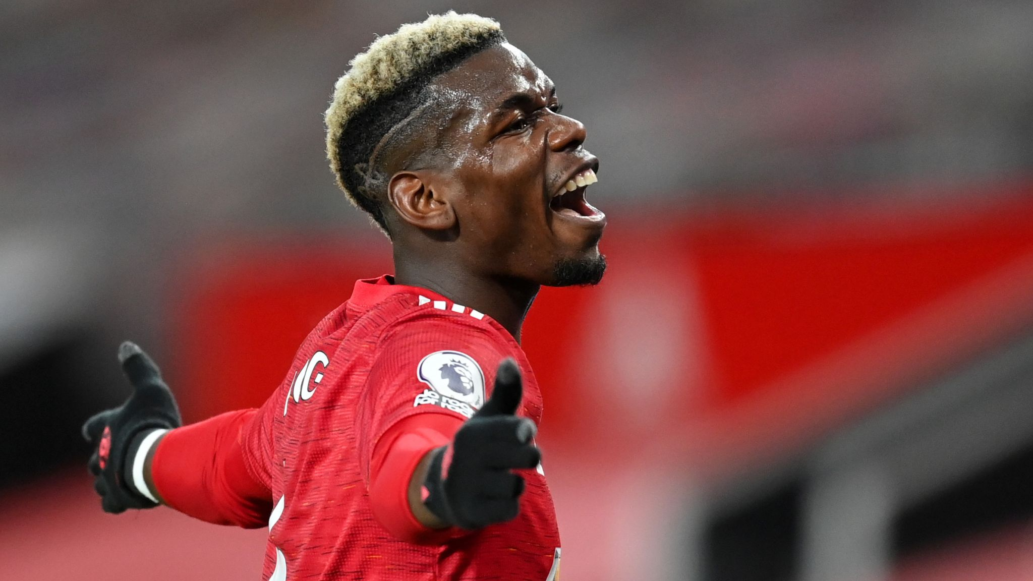 Paul Pogba: Manchester United midfielder vows to 'fight' for club    Football News   Sky Sports