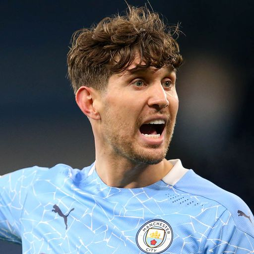 How Stones turned his Man City career around