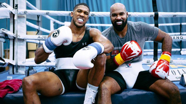 Joshua and Gerald Washington