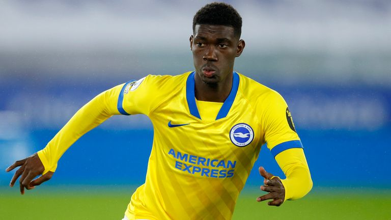 Brighton signed Yves Bissouma for £15m from Lille in 2018