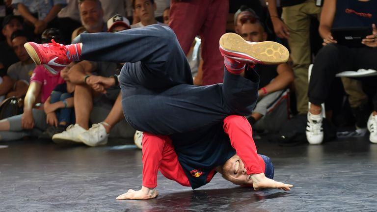 Breakdancing will make its debut at the 2024 Paris Olympics