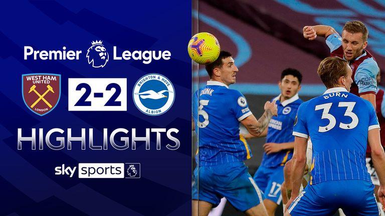 Live Match Preview – Brighton vs Arsenal 12/29/2020