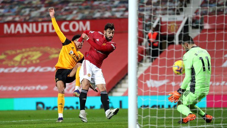 Man Utd 1-0 Wolves