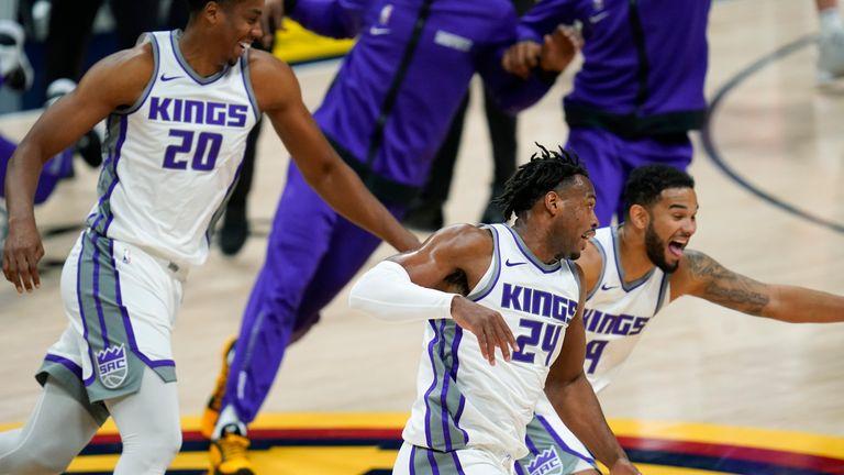 Sacramento Kings Buddy Hield