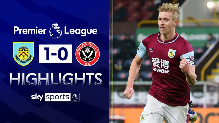 Live match preview - Burnley vs Man Utd 12.01.2021
