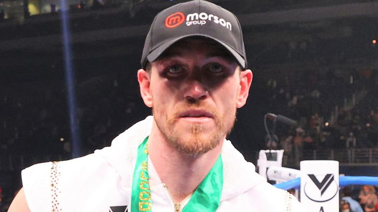 Smith was 'devastated' after suffering the first defeat of his career
